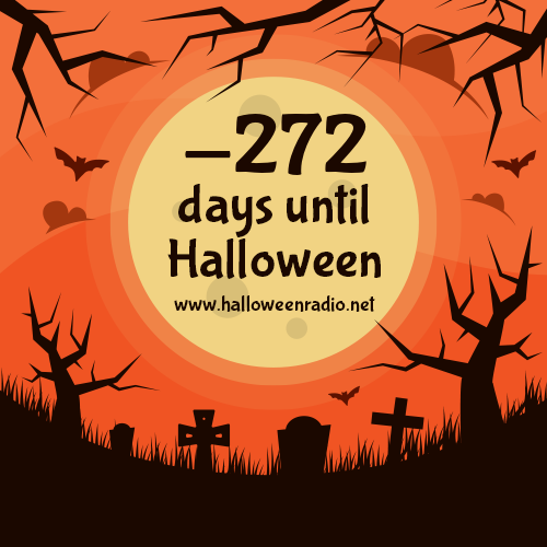 Days to Halloween: 13
